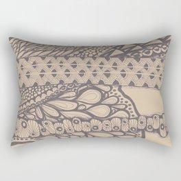 Garden Path Rectangular Pillow