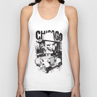 chicago Tank Tops featuring Chicago by Tshirt-Factory