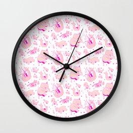 Baby Animals Wall Clock