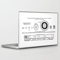 solar system Laptop & iPad Skins featuring Solar System by Public Demesne