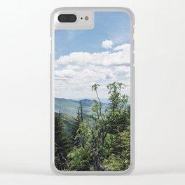 Colvin II Clear iPhone Case