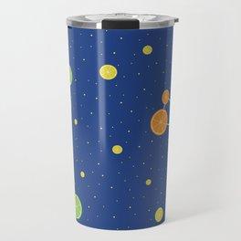 Citrus constellations Travel Mug