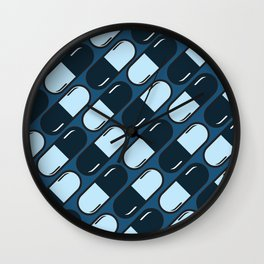 That Pill is Too Real Wall Clock