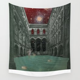 atmosphere 30 · Electric Requiem Wall Tapestry