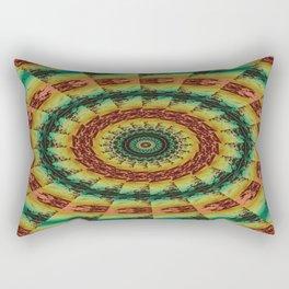 Chipped Paint Rectangular Pillow