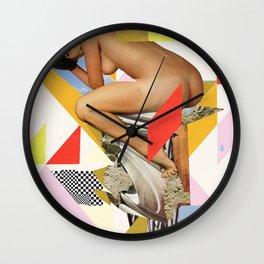 ODD 001 Wall Clock