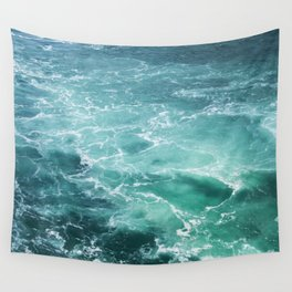 Sea Waves   Seascape photography Wall Tapestry