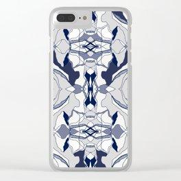 MEXICAN TALAVERA Clear iPhone Case