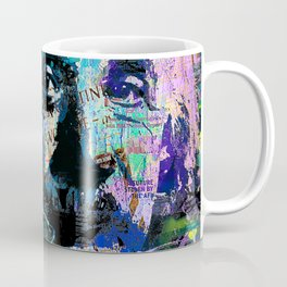 Artistic OI  - Albert Einstein II Coffee Mug