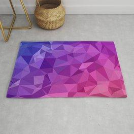 Abstract Geometric Poly #3 Rug