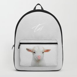 Baby Goat Backpack