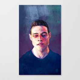 elliot Canvas Print