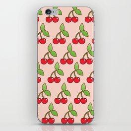 Cerezas iPhone Skin
