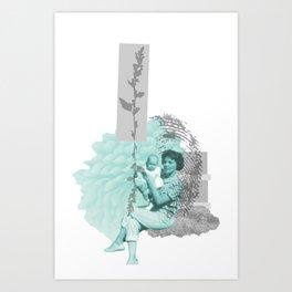 Fading Memory Art Print