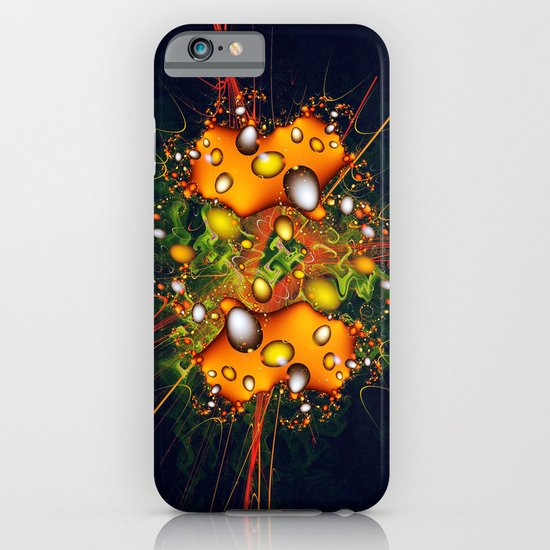 Galaxy Explosion iPhone & iPod Case