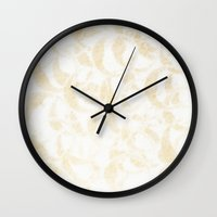 whiskey Wall Clocks featuring Whiskey shots by StuartWallaceArt