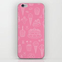 Pink Dessert iPhone Skin