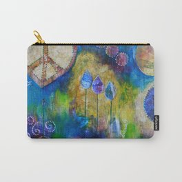 Wonderment Carry-All Pouch