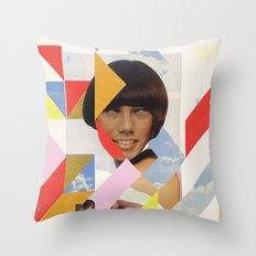 ODD 002 Throw Pillow