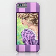 Rapunzel Portrait iPhone 6s Slim Case