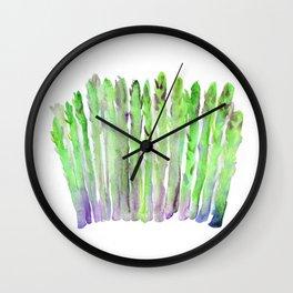 Asparagus  Wall Clock