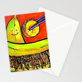 Banana Sushi Stationery Cards