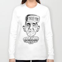 forever young Long Sleeve T-shirts featuring forever young by thinKING