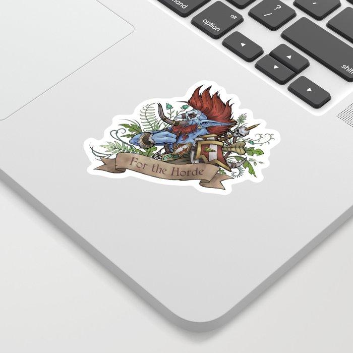 Warchief Sticker