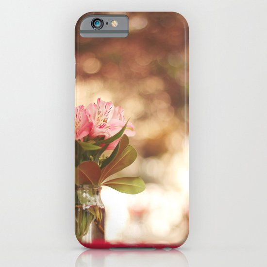 Under a bokeh sky iPhone & iPod Case