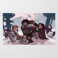 bouletcorp Area & Throw Rugs featuring Tribute by Bouletcorp