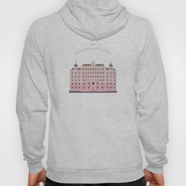 Wes Anderson Icon Hoody
