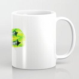 Green gum Coffee Mug