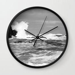 Ocean No.3 Wall Clock