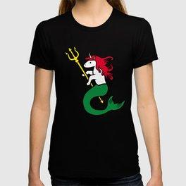 Mermicorn (Unicorn Mermaid) T-shirt
