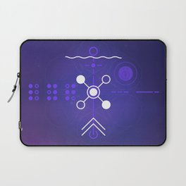 Roulette Album Artwork Laptop Sleeve