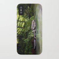 kentucky iPhone & iPod Cases featuring Kentucky Creek by MacDonald Creative Studios