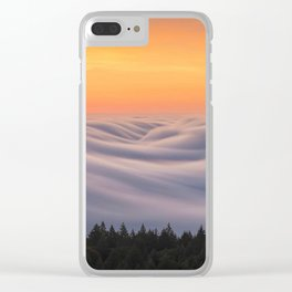 Mount Tamalpais State Park in California USA Clear iPhone Case