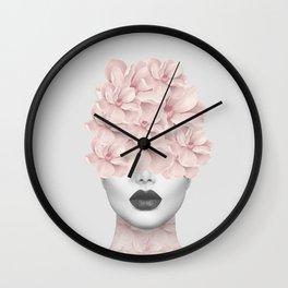 She 01 Wall Clock