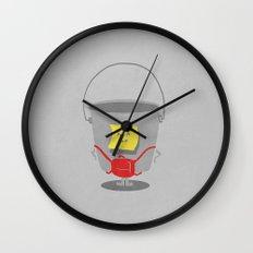 death to bullies Wall Clock