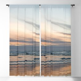 Pacific Glow Blackout Curtain
