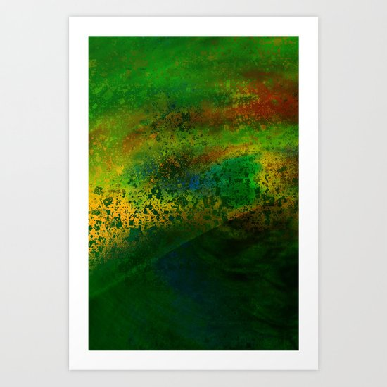 Daska 44 Art Print