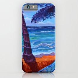 Maka Leha - Glance In Wonder iPhone Case