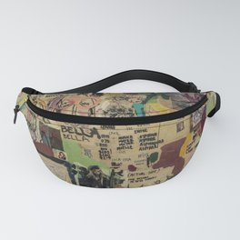 Actual Size Fanny Pack
