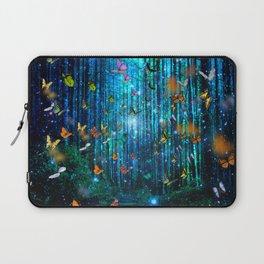 Magical Path Butterflies Laptop Sleeve