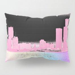 City Leaking Dreams Pillow Sham