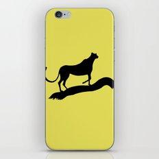 Cheetah Grace iPhone & iPod Skin