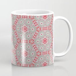 V28 Moroccan Pattern Design. Coffee Mug