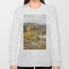 Telluride Gondola Long Sleeve T-shirt