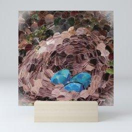 """ Hidden Treasure "" Mini Art Print"