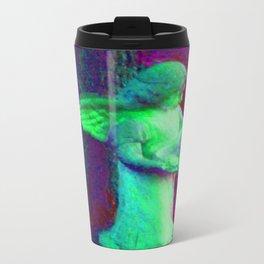 Ghastly Metal Travel Mug